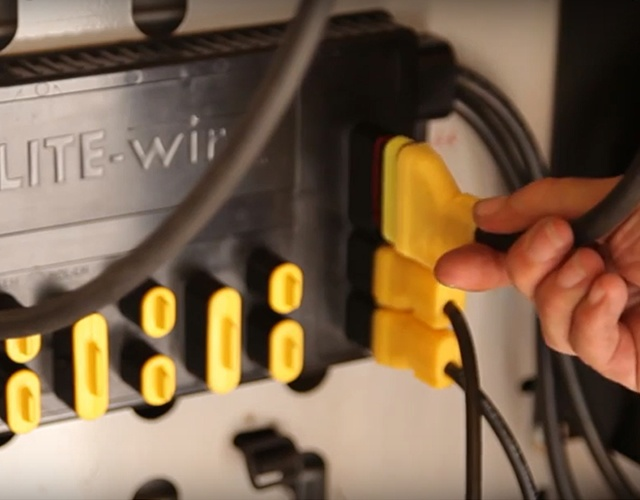 LITE-wire | Design, manufacture & assembly of vehicle lighting systems